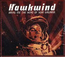 Hawkwind Bring Me the Head of Yuri Gagarin CD NUOVO OVP/SEALED