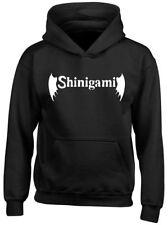 Shinigami Dios de la muerte Niños Niñas Niños apanese Sudadera con capucha para niños