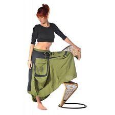 Skirt Medieval Maxi Hippie Goa Psy Summer Petticoat Elastic Band Jupe