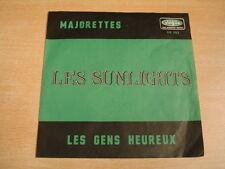 LES SUNLIGHTS - MAJORETTES / 45 BELGIUM