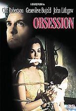 OBSESSION DVD, Genevieve Bujold, John Lithgow, Cliff Robertson, Brian De Palma