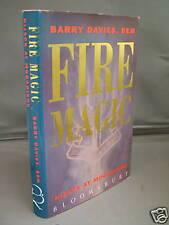Fire Magic - Hijack at Mogadishu by Barry Davies HB DJ