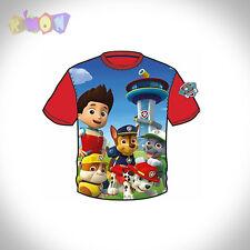 6233 Camiseta PAW PATROL manga corta