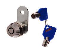 Solex Cam Lock 16mm Tool Box filling cabinets Desk CAM LOCK Security