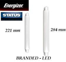 BRANDED LED Tubular Lamp 3.5W 221mm / 4.5W 284mm Strip Light Warm White S15 Cap