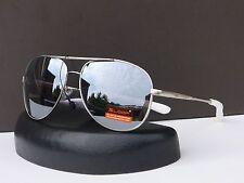 New X-Loop Mens Womens Metal Frame Mirrored Lens Classic Aviator Sunglasses 1402