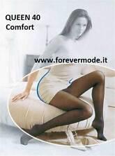 Collant donna Ibici Queen 40 denari con guaina riducente comfort art Queen 40