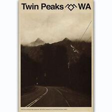 T2261 20x30 24x36 Silk Poster Classic Twin Peaks US 2017 TV Art Print