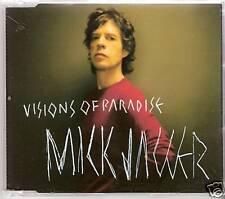 Mick Jagger - Visions of Paradise  UK 3track CD Single (2002)