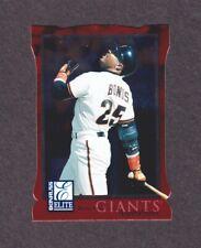 1998 Donruss Elite Aspirations Baseball Cards Pick From List