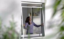 Moustiquaire fenêtre protection insectes Cadre en aluminium CHASSE-MOUSTIQUES