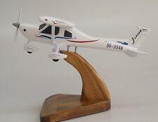Jabiru SP Ultralight Aircraft Airplane Desk Wood Model Big