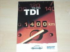 41740) Seat Toledo TDi Prospekt 199?