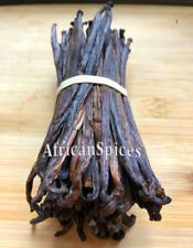 Tahitian Vanilla Beans Extract Grade B (4 Inches) | Tahitian Tahitentis