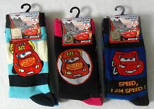 DISNEY CARS; SPIDER-MAN - Calzini per ragazzi-confezione da 2