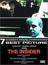 The Insider DVD, Bruce McGill, Colm Feore, Stephen Tobolowsky, Debi Mazar, Linds