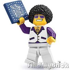 Lego Minifigure 8684 Series 2 - Disco Dude STU Dancer Minifigure