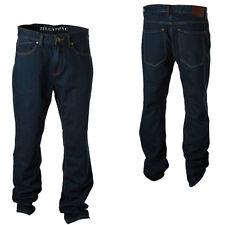 Men's Boys Billabong The Point Denim Jeans Pants Dark Blue Indigo Tint Size 28