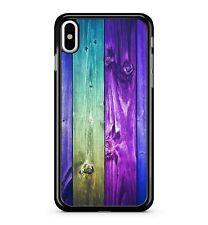 Roble Madera coloreadas, Decorativo Luminiscente Textura De Pared 2D Teléfono Estuche Cubierta