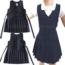 Girls Uniforms Jumper Hill Pleasted Skirt Jumper Dress School Uniforms