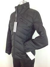 Andrew Marc NWT Women's BLACK Slimming Premium Down Jacket XS S M L