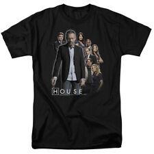 House MD Cast Photo NBC TV Show T-Shirt Tee