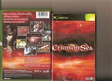 Crimson SEA XBOX/x box