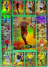 Panini WM 2010 Adrenalyn XL alle Champions ( z.B. Messi, Ronaldo )zum aussuchen