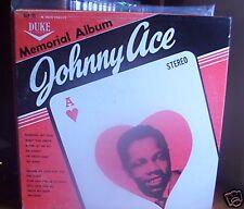 Johnny Ace LP Memorial Album