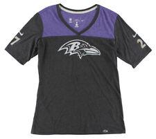 Nike Womens Baltimore Ravens NFL Ray Rice Name and Number T Shirt Dark Grey