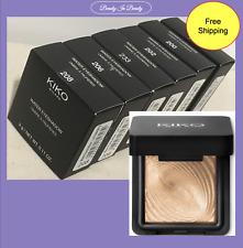 Kiko Water Eyeshadow Choose Your Shade: 208 Light Gold, 206 Pearly Coffee NIB