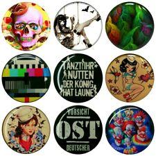 "0.23 "" - 0.98 "" Ear Plug Motive Screw Tunnel Flesh East German Piercing Skull"