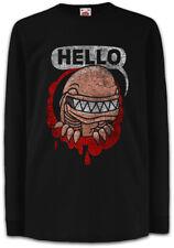 Alien Birth Kinder Langarm T-Shirt Ripley Prometheus Nostromo Fan Face Hugger