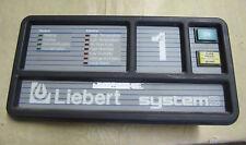 Liebert System 3 Operator Interface Panel