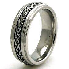 5661c6785679f Mens Chain Ring in Men's Rings for sale | eBay
