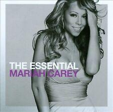 The Essential Mariah Carey by Mariah Carey (CD, 2010, 2 Discs, Columbia (USA))