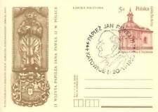 Poland 1983 Cp 833 Jan Paweł II John Paul pope papa (83/28)