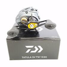 DAIWA TATULA SV TWS 103 BAITCASTING REELS select models