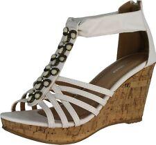 Top Moda Women's Ds-6 Wedge Sandals