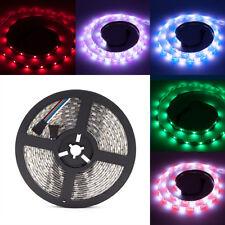 5Pin RGBW Cool/Warm White 5M LED Light Strip Tape Cabinet Kitchen Lighting 12V