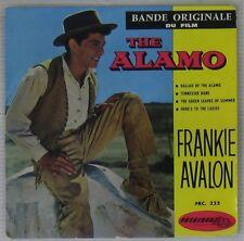 Frankie Avalon 45 Tours Alamo John Wayne