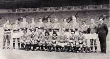 Man Utd Football Team Photo > saison 1971-72