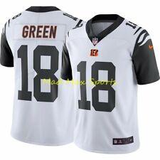 AJ GREEN Cincinnati BENGALS Nike NFL COLOR RUSH Throwback LIMITED Jersey S-3XL