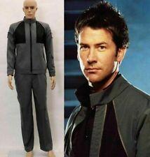 Hot Stargate Atlantis JOHN SHEPPARD Full Costume Uniform Cosplay costume@