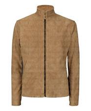 New James Bond Spectre Daniel Craig Stylish Morocco Blouson Suede Leather Jacket