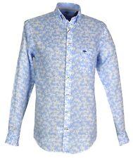 Fynch Hatton Linen Casual Shirt - 1118-6170