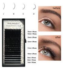 NAGARAKU Mink Faux Mink Lash Individual Eyelash Extension Semi Permanent 2019