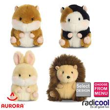 ! nuevo! Juguete Suave Felpa Aurora Rolly mascotas animales tamaño 12.5cm Niños Niños de Regalo