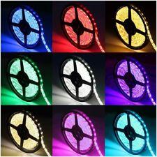 1m 5m LED Streifen Licht 12V RGB RGBW RGBWW SMD 5050 Stripe Dimmbar Band Leiste