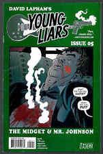 Young Liars The Midget & Mr Johnson US DC Vertigo COMIC vol.1 # 5/'08